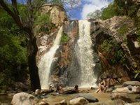 Cachoeira da vaca