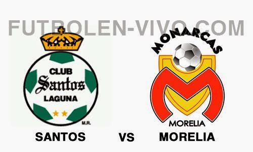 Santos vs Morelia