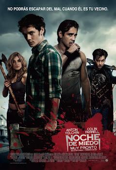Ver Película Noche de Miedo Online Gratis (2011)