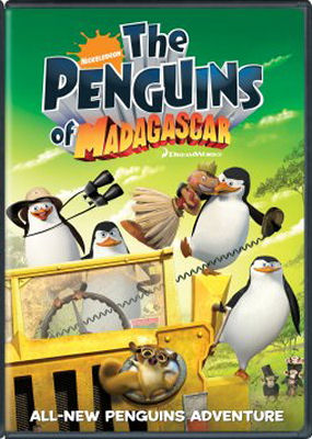 Los Pinguinos de Madagascar (2008) 3gp