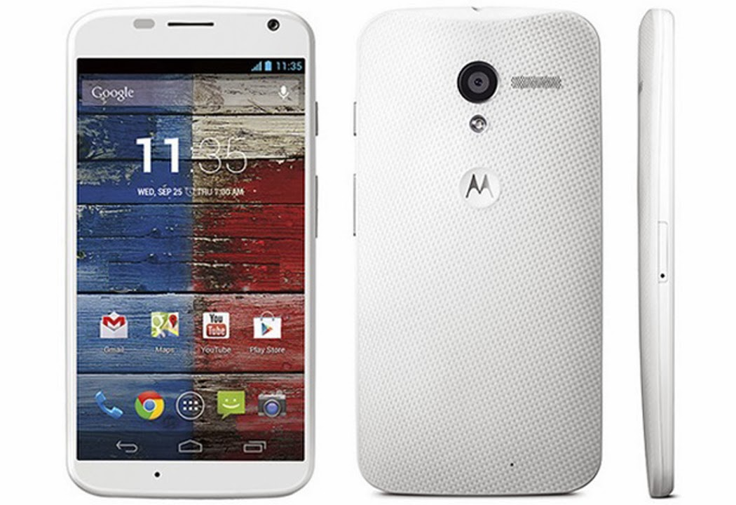 Motorola Moto X Pic