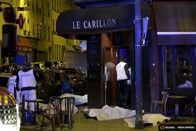 Párizs, Franciaország, fegyveres támadás, terrorista támadás, terrorizmus,