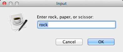 rock paper scissors java code How to make a rock, paper, scissors game in java rock, paper, scissors is a hand game played by two people both people would say rock, paper, scissors and then simultaneously form one of.