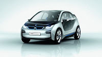 BMW i3 Conccept