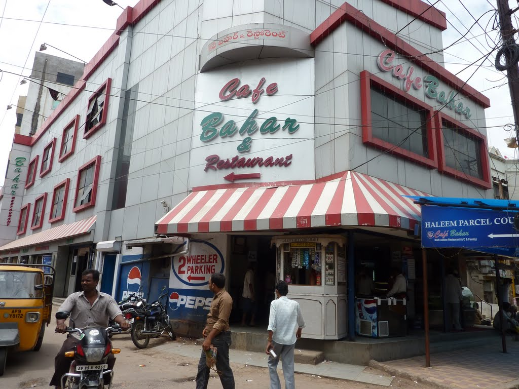 Image result for cafe bahar haleem