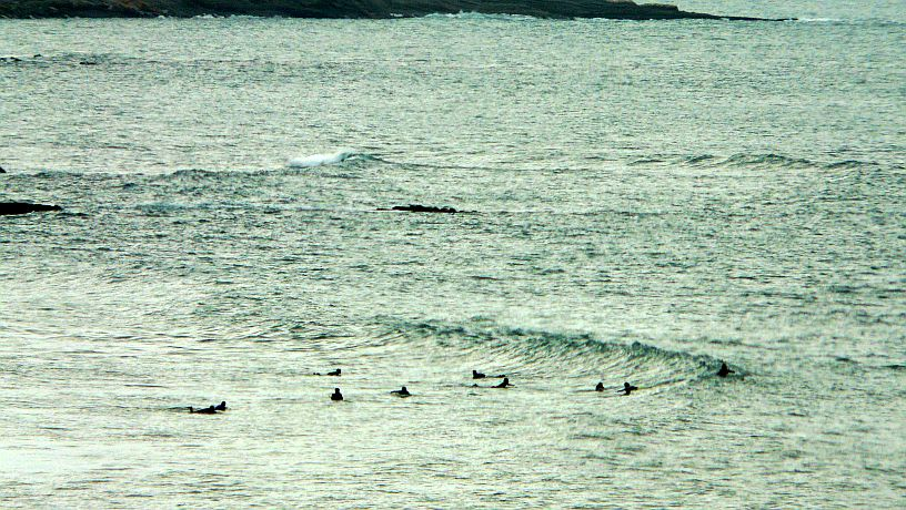 surf en sopelana frio
