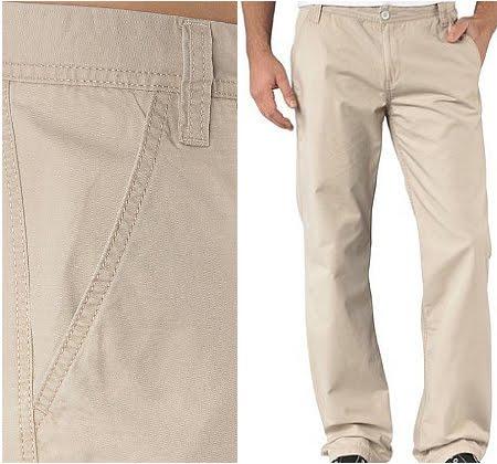 Мъжки спортни панталони с италиански джобове