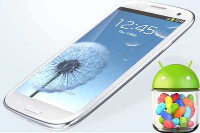 jelly bean android update will be available for galaxy s3 soon