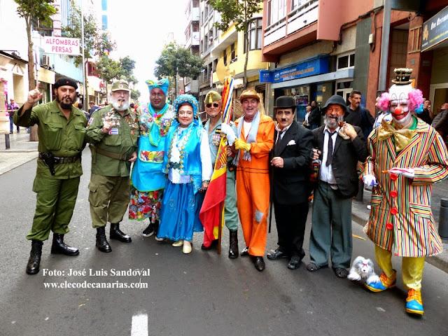 Cambio hora partido Las Palmas - Barcelona por cabalgata Carnaval