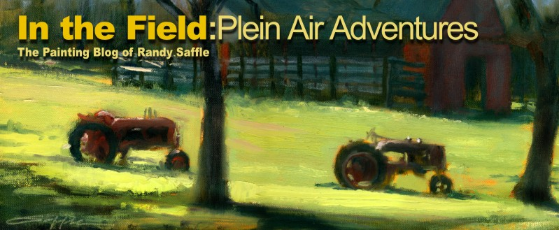 Randy Saffle - In the Field: Plein Air Painting Adventures