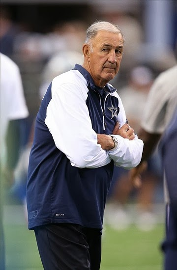 Monte Kiffin Coordinateur Défensif Dallas Cowboys