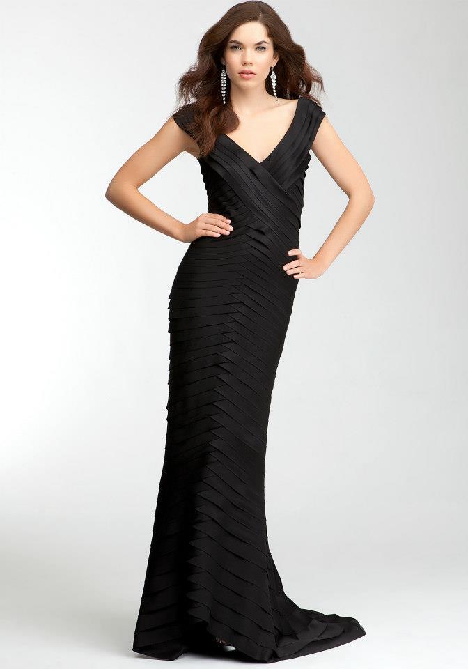 elegant dresses by bebe fashinable lookbook