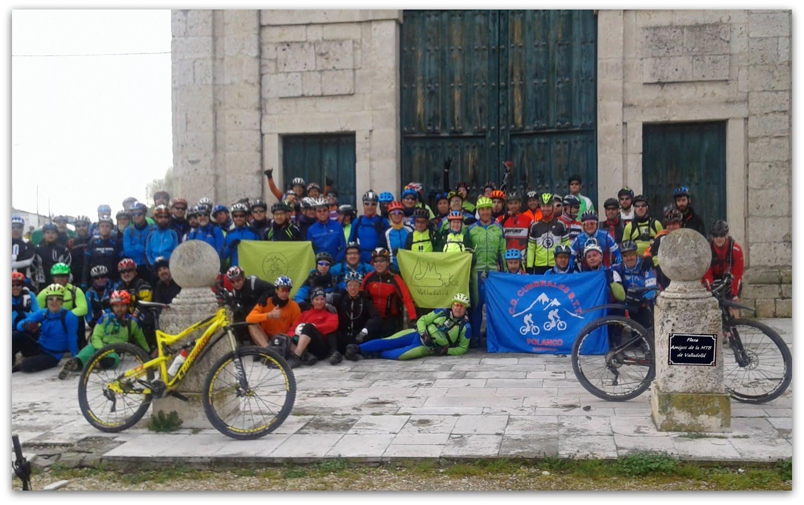 Marcha del Cocido 2016 en Tudela de Duero