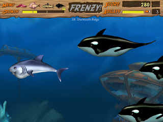 Feeding Frenzy 2 Deluxe Portable