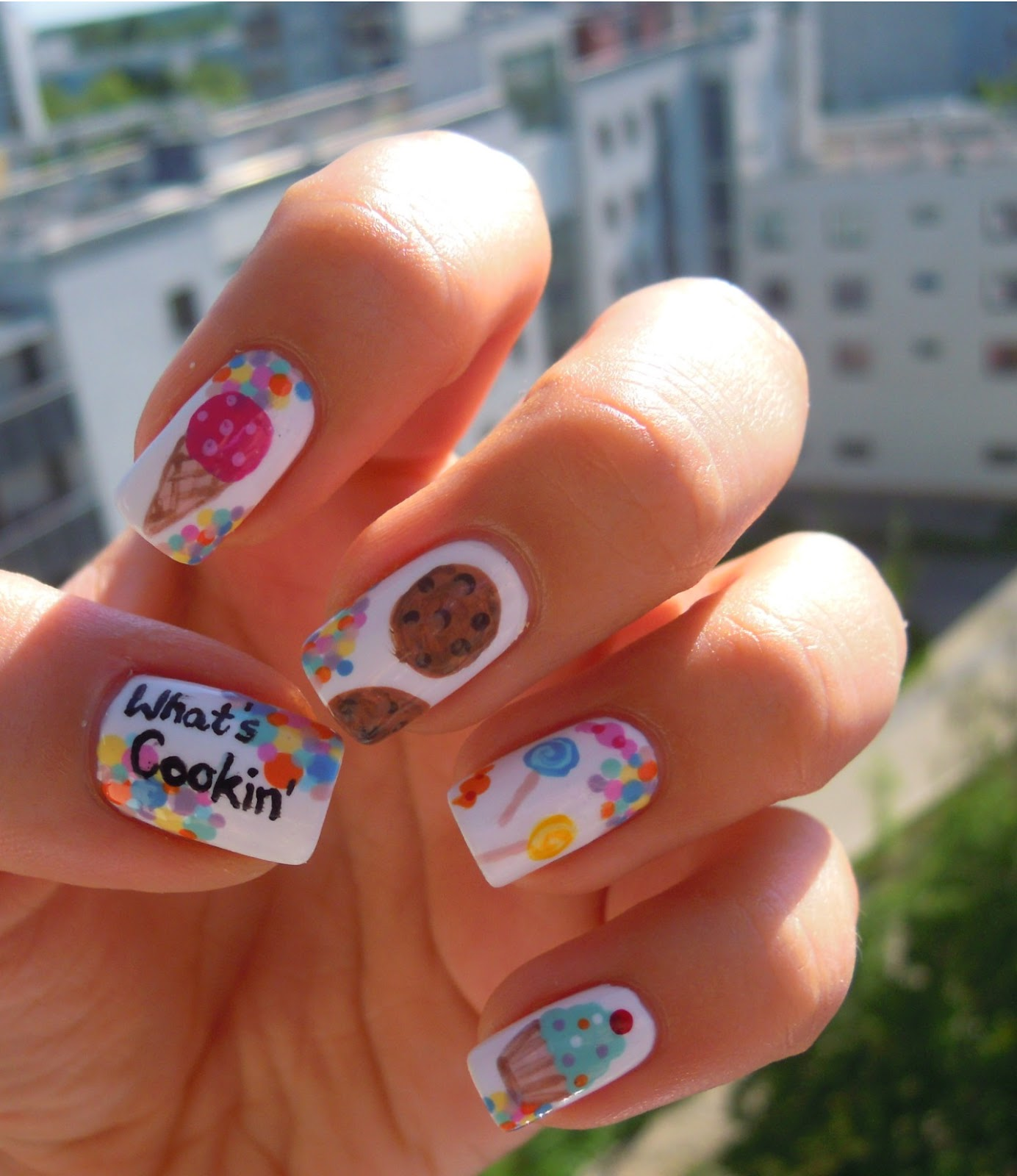 Images Of Different Nail Designs