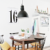 The lovely home of a Dutch designer / blogger