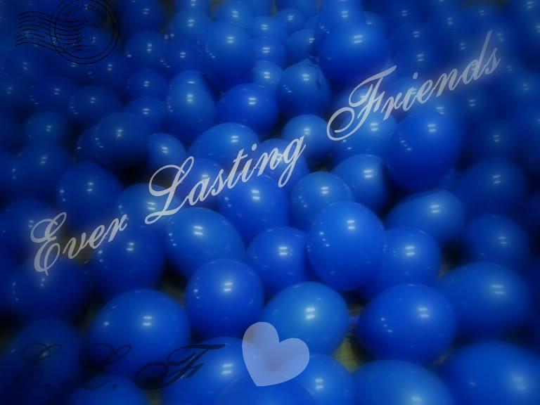 Sapphire Blue: Everlasting Fri...