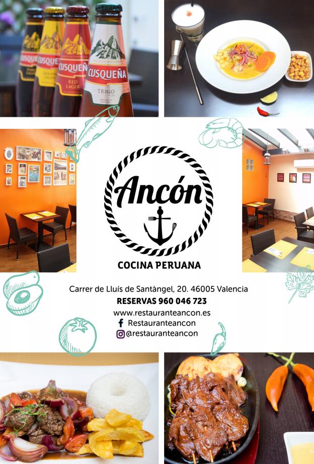 Restaurante peruano Ancón
