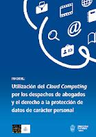 Utilización del Cloud Computing por los Despachos de Abogados
