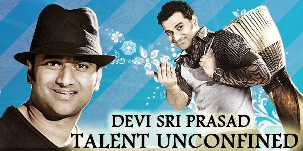 Listen to Devi Sri Prasad Songs on Raaga.com