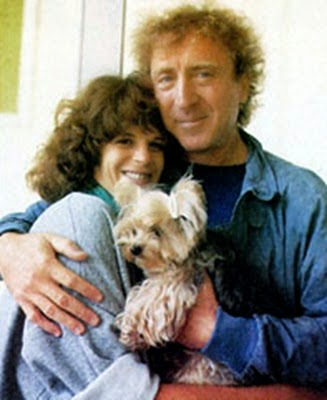 Gilda Radner and Gene Wilder