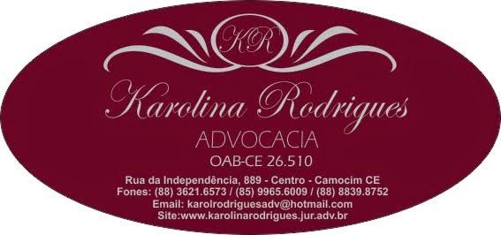 KAROLINA RODRIGUES - ADVOCACIA