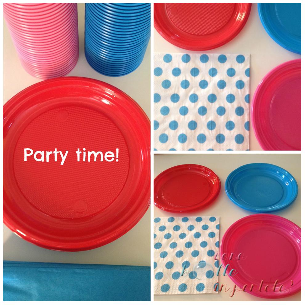 Cosa bolle in pentola festa a tema per compleanno - Piatti plastica ikea ...