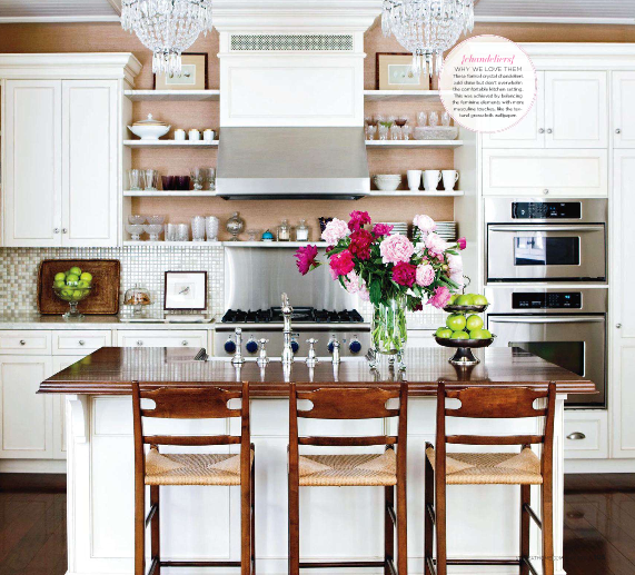 Color Outside The Lines: Kitchen Inspiration Month: Day 23
