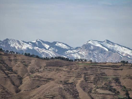 Nag Tibba Peak in India