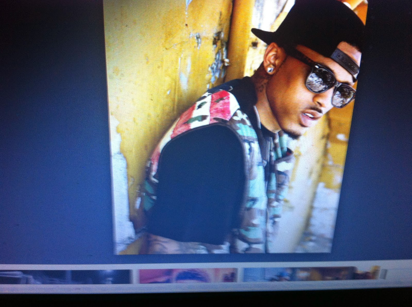 August alsina brother melvin labranch august anthony alsina jr quot