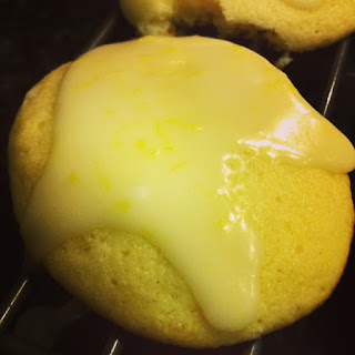 Lemon cookies on Katy's Kitchen