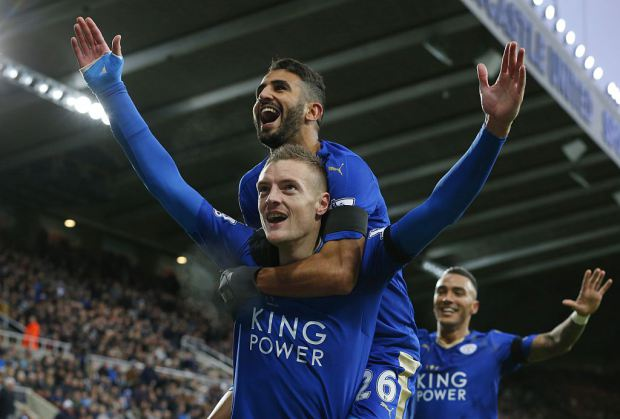 Vardy is being considered (Picture: AFP/Getty Images)