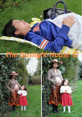 Walder pregnant no. 2