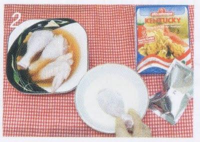 Ayam Crispy Kreasi Sendiri