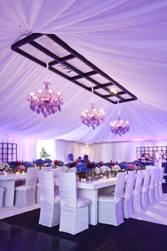 Long Tables Wedding Receptions Belle The Magazine