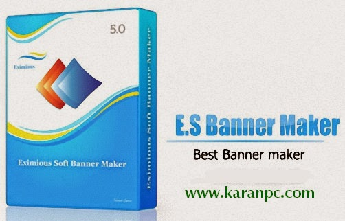EximiousSoft Banner Maker 5.38 + Cracked / Activated