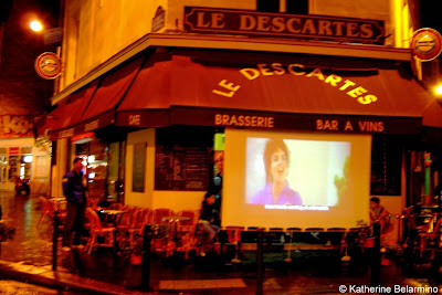 Latin Quarter Paris France
