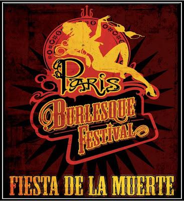 Paris Burlesque festival, La Bellevilloise Fiesta de la muerte