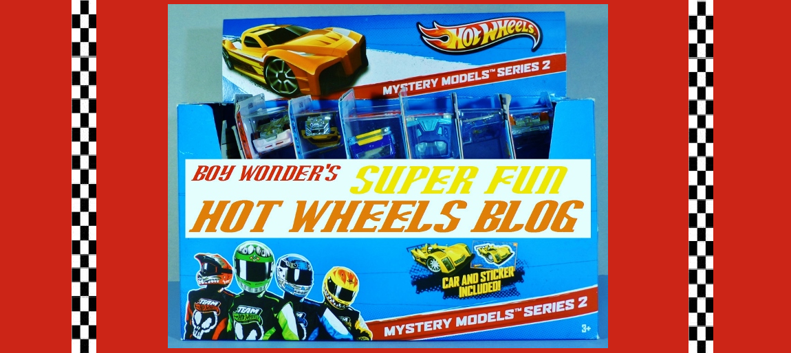 Super Fun Hot Wheels Blog
