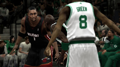 NBA 2K13 Players Skin Color, Lighting, Shading Mod