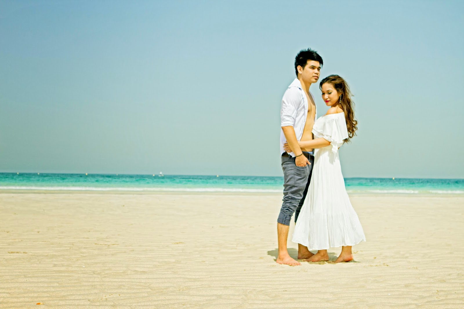 Make It Real Julius Beach Prenup Pictures Trash The