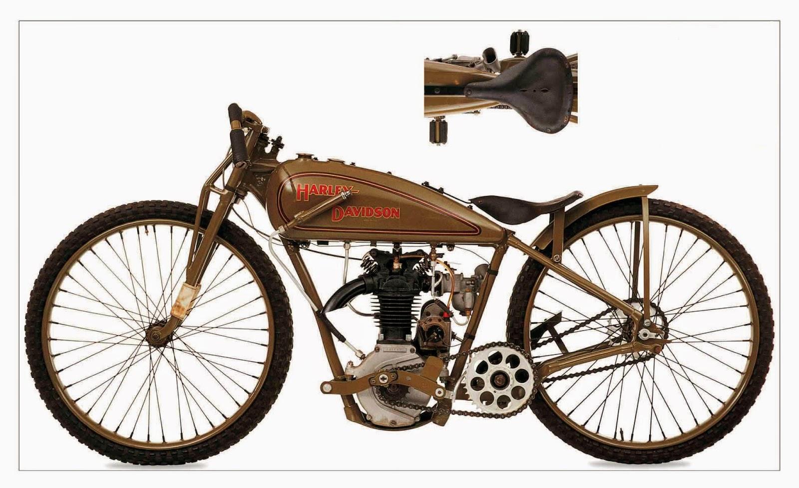 Harley-Davidson 1926 Model S Racer