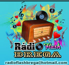 RÁDIO FLASH BREGA