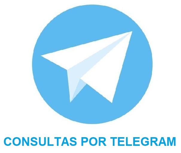 Consultas por Telegram