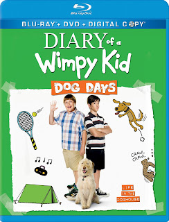 "Blu-ray Review | ""Diary of a Wimpy Kid: Dog Days"""