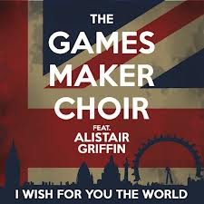 OLYMPIC GAMESMAKER CHOIR XMAS CHARITY SINGLE