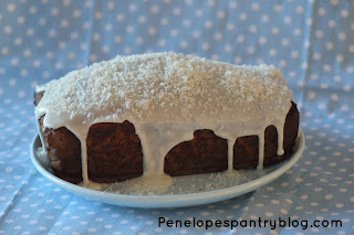 Penelope's Pantry Pina Colada Cake Dairy Free and Egg Free