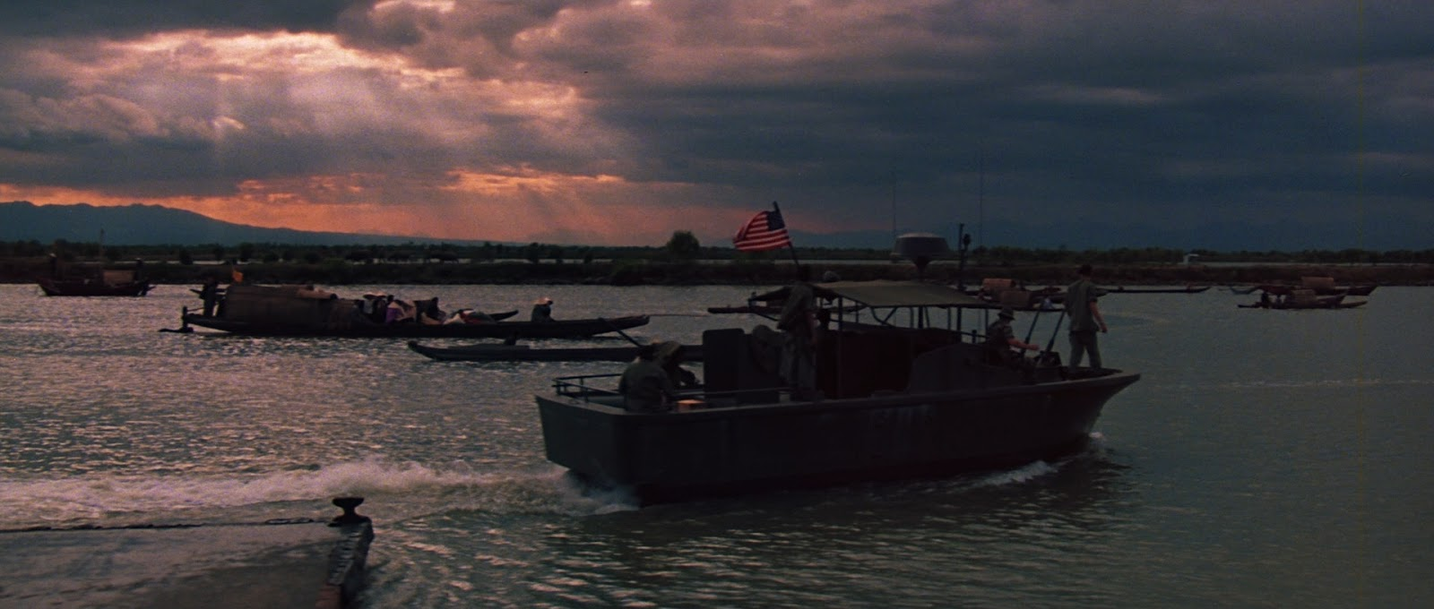 amateur critic society francis ford coppola s apocalypse now coppola was convinced by joseph conrad s heart of darkness that the book was an appropriate template in which to construct his anti vietnam war critique