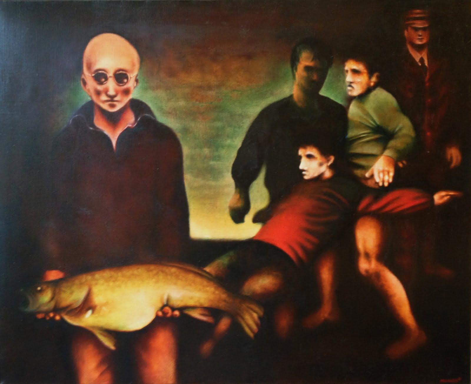 """Raymond Majchrzak, illustrateur de """"Des abribus pour l'exode"""""""