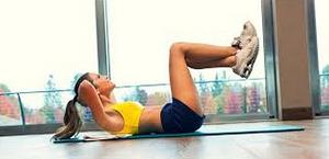 sit up melangsingkan tubuh